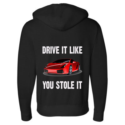 Drive It Like You Stole It S-Black- Cool Jerseys - 1