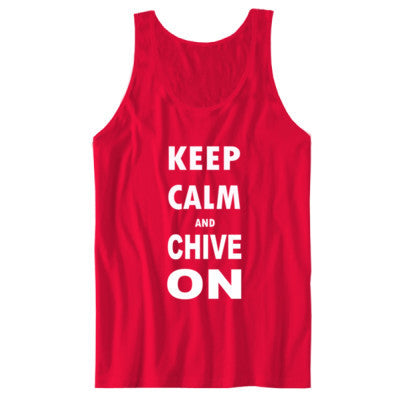 Keep Calm And Chive On - Cool Jerseys - 1