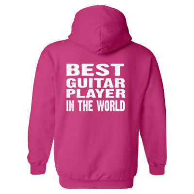 Best Guitar Player In The World - Heavy Blend™ Hooded Sweatshirt BACK ONLY S-Heliconia- Cool Jerseys - 1