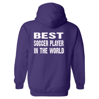 Best Soccer Player In The World - Heavy Blend™ Hooded Sweatshirt BACK ONLY S-Purple- Cool Jerseys - 1