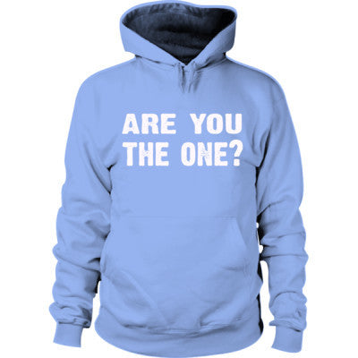 Are you the one Hoodie S-Light Blue- Cool Jerseys - 1