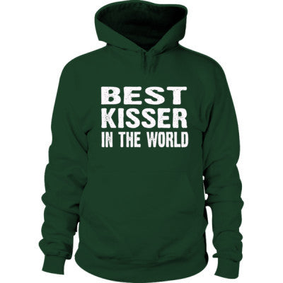 Best Kisser In The World - Hoodie - Cool Jerseys - 1