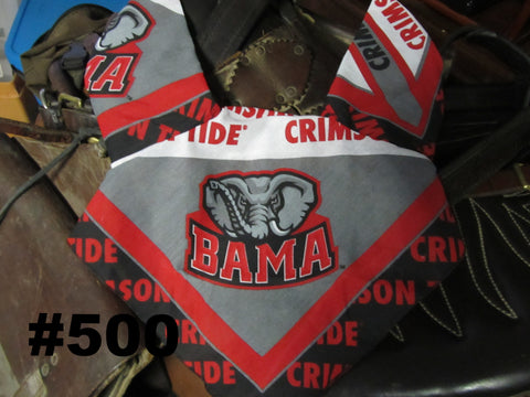 Horse - College Bandannas (Football, Baseball, sports)
