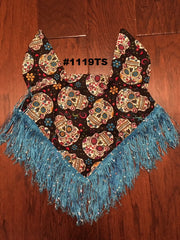 Embellished Draft size Bonnets