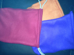 Fleece Stirrup covers (Standard English or Oversized Endurance)
