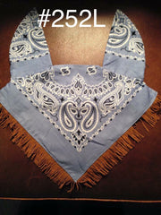 Bandana Bonnets - Mini, Shetland, Welch, Paso & Arabian sizes
