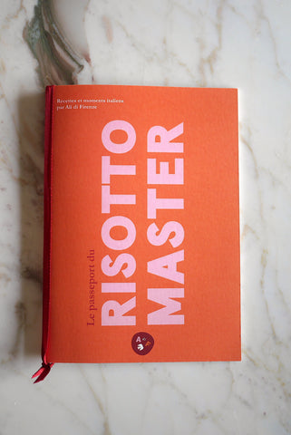 "Passeport ""Risotto Master"""