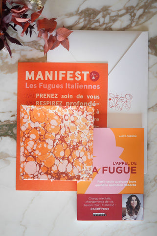 "Coffret dell'amore ""Fugueuse en devenir"""