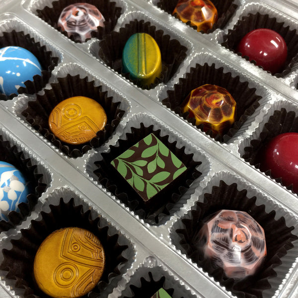 christopher hastings confections Maine chocolate