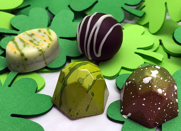 St. Patrick's Day Bonbon Assortment
