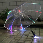 Color Changing LED Umbrella