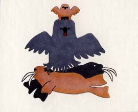 Owls with Walrus