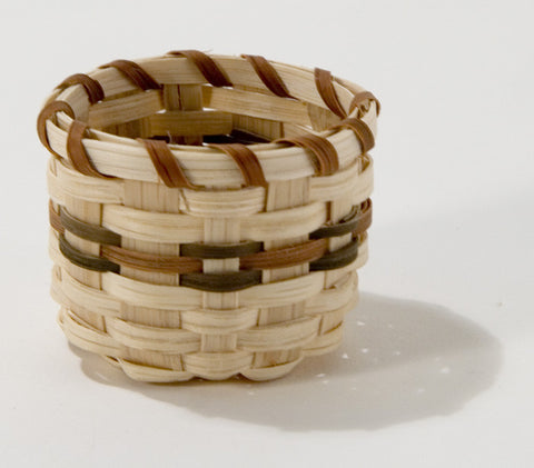 Mary Sequoyah Basket
