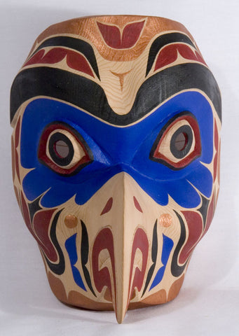Eagle Mask by Alison Kewistep