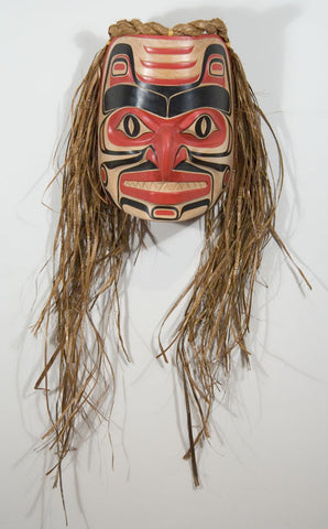 Hand Carved Mask
