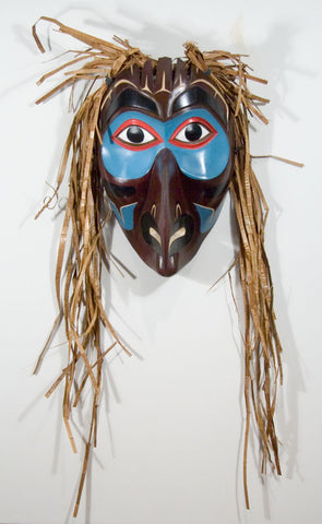 Tyee Hand Carved Mask