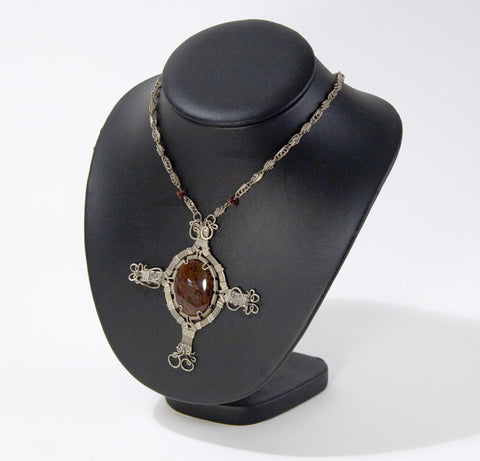 Necklace with Cross