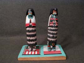 Southwest Zuni Kachina