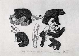 Kiviuq and the Bears