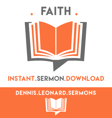 """Pour It All Out"" INSTANT SERMON MANUSCRIPT DOWNLOAD"