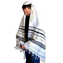 Talit - Prayer Shawl Made In & Imported from Jerusalem