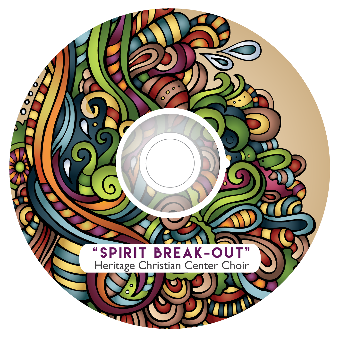 """Spirit Break-Out "" Single - DIGITAL DOWNLOAD"