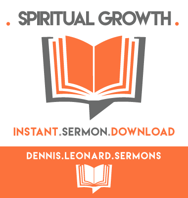 """Breaking Downward Spirals"" INSTANT SERMON MANUSCRIPT DOWNLOAD"