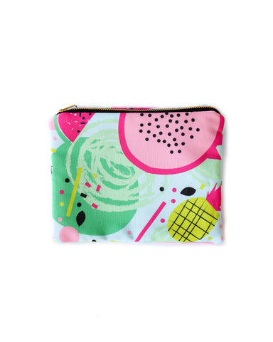 Tutti Frutti Rectangle Pouch