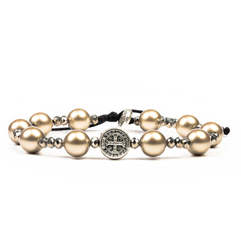 My Saint My Hero Divine Beauty Blessing Bracelet