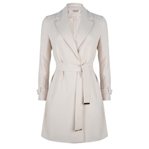 EsQualo Belted City Coat
