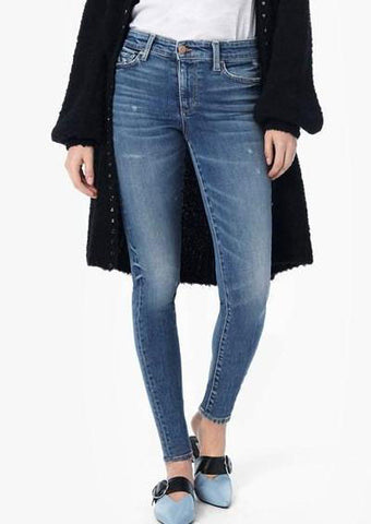 Joe's Jeans The Icon Mid-Rise Skinny in Georgina