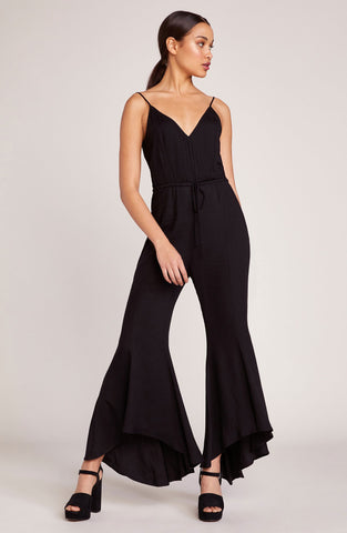 JACK by BB Dakota Mic Drop Flutter Leg Jumpsuit