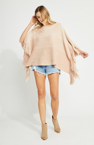 Gentle Fawn Tristan Poncho/Sweater