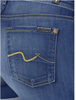"ROLL UP SHORT IN BRILLIANT AZURE (3"" INSEAM) BY 7 FOR ALL MANKIND"