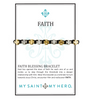 My Saint My Hero Faith  Bracelet