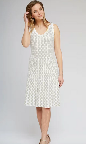 Nic + Zoe Spring Fling Twirl Dress
