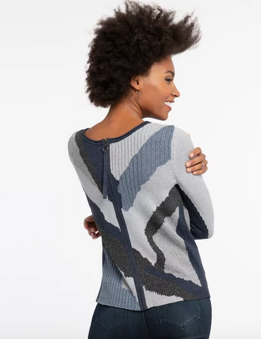 Nic + Zoe Park City Sweater