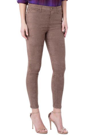 Liverpool Abby Skinny in Birch Brown