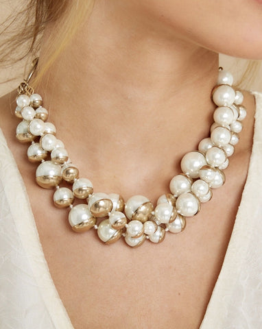 Bracha Coco Pearl Necklace