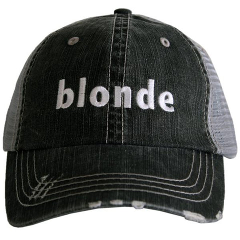 Katydid Blonde/Brunette Hat