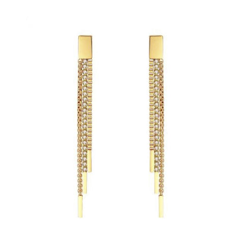 Bracha Parker Strand Earrings