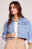 JACK by BB Dakota Billie Jean Denim Jacket