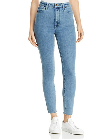 "Joe's Jeans The Bella 11"" High Rise Skinny Ankle in Kyra"