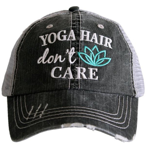 Katydid Yoga Hair Hat