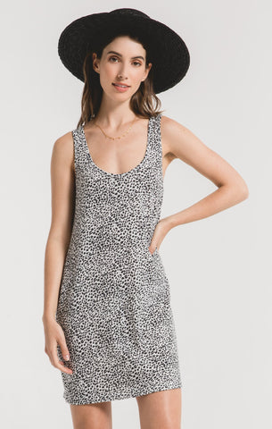 Z Supply The Mini Leopard Dress