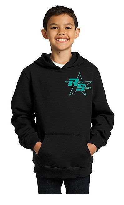 Rock Starz - Boys Pullover Hoodies with choice of design