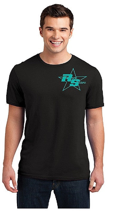 Rock Starz - Mens TShirt with your choice of design