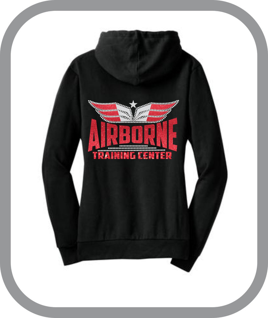 ATC - Ladies Zip Up Hoodies
