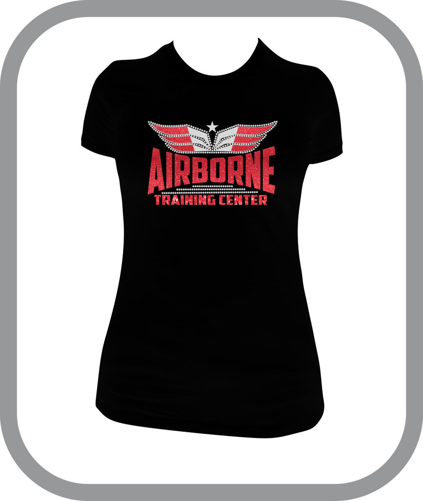 ATC - Ladies Bling T-Shirt