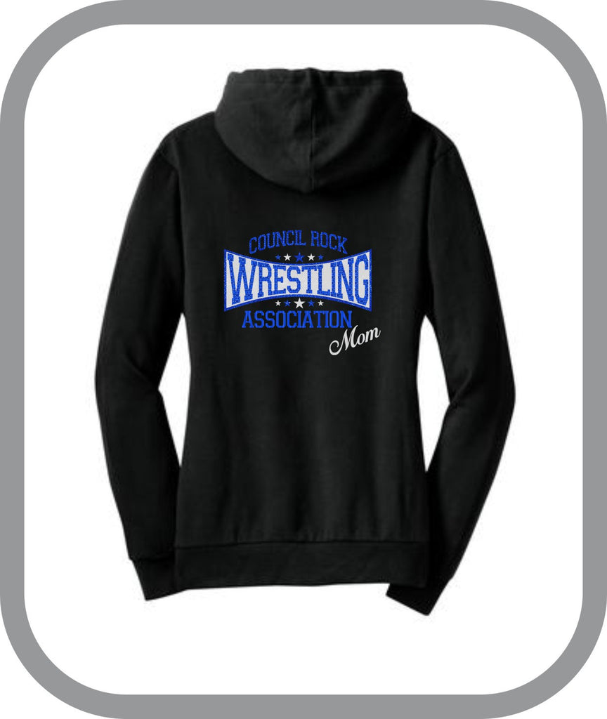 CRWA - Ladies Zip Up Hoodies
